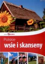 Okładka książki: Polskie wsie i skanseny. - Bielsko Biała