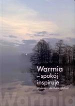 Okładka książki: Warmia - spokój inspiruje