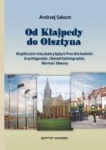Okładka książki: Od Kłajpedy do Olsztyna