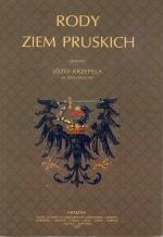 Okładka książki: Rody ziem pruskich