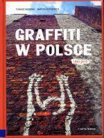 Okładka książki: Graffiti w Polsce 1940-2010