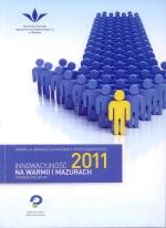 Okładka książki: Innowacyjność na Warmii i Mazurach