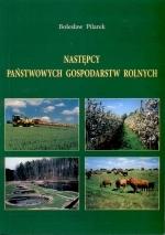 Okładka książki: Następcy Państwowych Gospodarstw Rolnych
