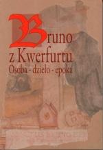 Okładka książki: Bruno z Kwerfurtu