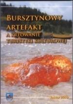 Okładka książki: Bursztynowy artefakt a kreowanie turystyki kulturowej
