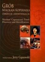 Okładka książki: Grób Mikołaja Kopernika