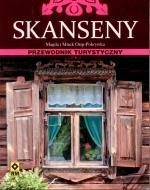 Okładka książki: Skanseny