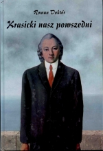 Okładka książki: Krasicki nasz powszedni