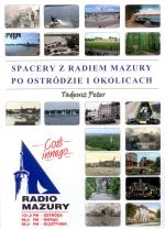 Okładka książki: Spacery po Ostródzie i okolicach z Radiem Mazury