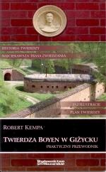 Okładka książki: Twierdza Boyen w Giżycku