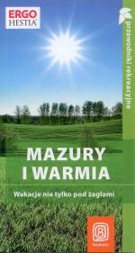Okładka książki: Mazury i Warmia