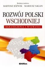 Okładka książki: Rozwój Polski Wschodniej