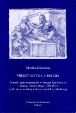 Okładka książki: Między sztuką a religią