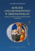 Okładka książki: Kościół i duchowieństwo w średniowieczu