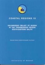 Okładka książki: Kaliningrad oblast of Russia in the transborder region South-Eastern Baltic