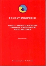 Okładka książki: Polska - Obwód Kaliningradzki