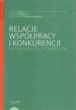 Okładka książki: Relacje współpracy i konkurencji