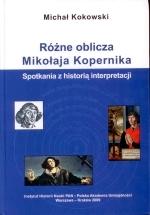 Okładka książki: Różne oblicza Mikołaja Kopernika