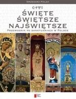 Okładka książki: Święte świętsze najświętsze
