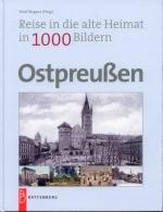Okładka książki: Ostpreussen in 1000 Bildern