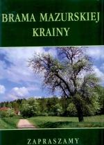 Okładka książki: Brama Mazurskiej krainy
