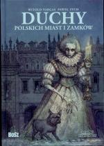 Okładka książki: Duchy polskich miast i zamków