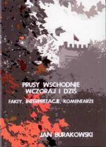 Okładka książki: Prusy Wschodnie wczoraj i dziś