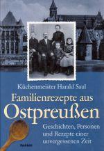 Okładka książki: Familienrezepte aus Ostpreussen
