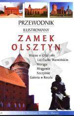 Okładka książki: Zamek Olsztyn