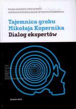 Okładka książki: Tajemnica grobu Mikołaja Kopernika