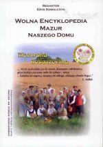 Okładka książki: Wolna encyklopedia Mazur, naszego domu