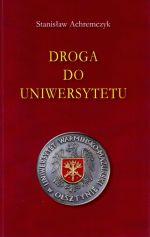 Okładka książki: Droga do uniwersytetu