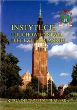 Okładka książki: Instytucje i duchowieństwo Diecezji Elbląskiej