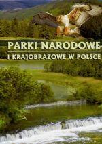 Okładka książki: Parki narodowe i krajobrazowe w Polsce. - Wierzchy Parzeńskie