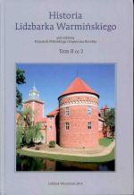 Okładka książki: Historia Lidzbarka Warmińskiego. T. 2, cz. 2