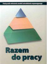 Okładka książki: Podręcznik wdrożenia modeli zatrudnienia wspomaganego