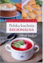 Okładka książki: Polska kuchnia regionalna