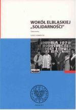 Okładka książki: Wokół elbląskiej