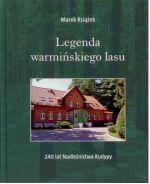 Okładka książki: Legenda warmińskiego lasu