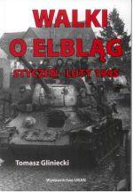 Okładka książki: Walki o Elbląg