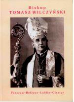 Okładka książki: Biskup Tomasz Wilczyński
