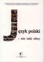 Okładka książki: Język polski - nie taki obcy