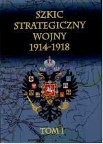 Okładka książki: Okres od wypowiedzenia wojny do początku września 1914 roku