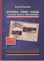 Okładka książki: Z dziejów żeglugi śródlądowej