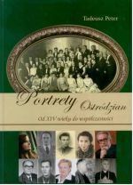Okładka książki: Portrety Ostródzian - od XIV wieku do współczesności