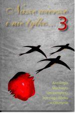 Okładka książki: Nasze wiersze i nie tylko... 3