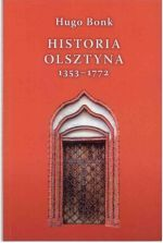 Okładka książki: Historia Olsztyna 1353-1772