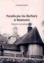 Okładka książki: Parafia pw. św. Barbary w Rumianie