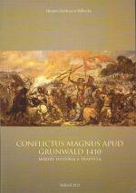 Okładka książki: Conflictus magnus apud Grunwald 1410