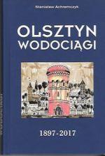 Okładka książki: Olsztyn wodociągi